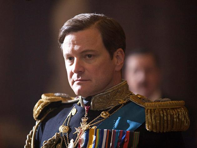 The King's Speech 2010 Weinstein Company Colin Firth