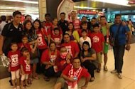 LionsXII given heroes welcome after semi-final defeat in Malaysia Cup