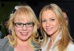 Kirsten Vangness and AJ Cook | Photo Credits: Mark Davis/CBS