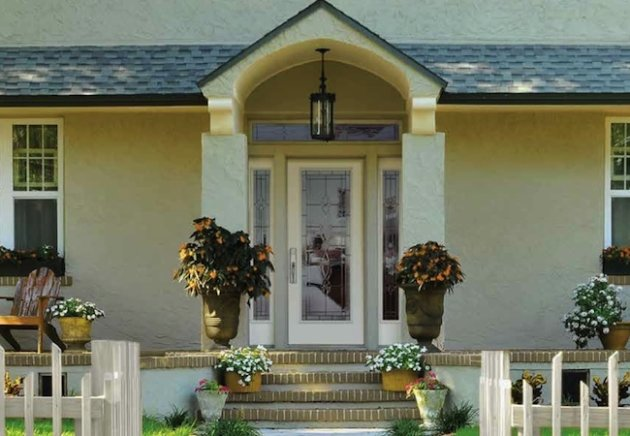 Front Door Installation - Lites