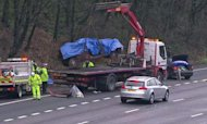 M6 Crash: Brothers And Woman Killed Named