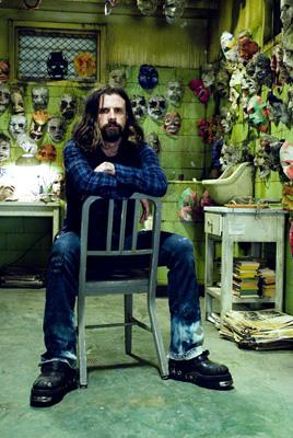 Rob Zombie , director of MGM/Dimension Films' Halloween