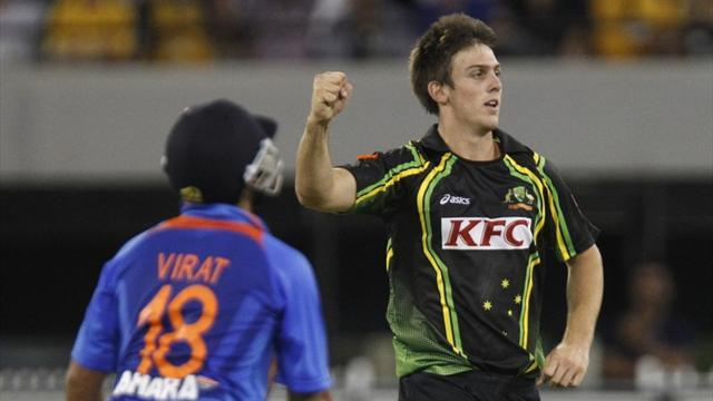 Cricket - Australia recall Marsh for Champions Trophy