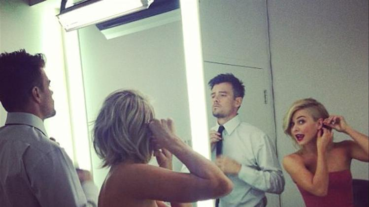 Julianne Hough, Josh Duhamel