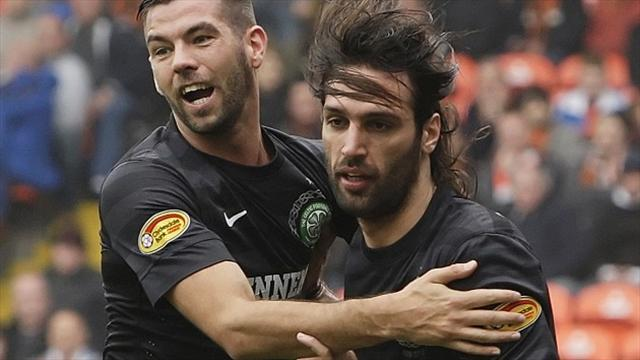 Scottish Football - Celtic finish season in style