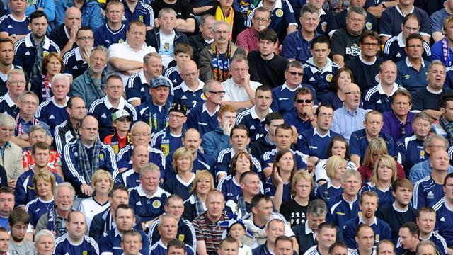 Scottish Football - Scottish fans against league reconstruction proposals