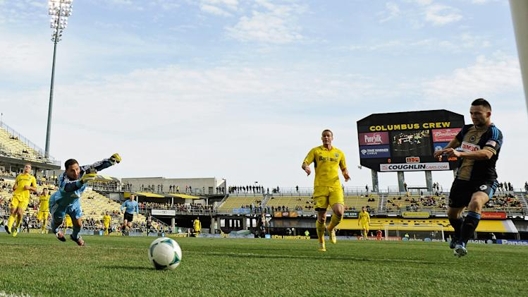 Philadelphia Union v Columbus Crew