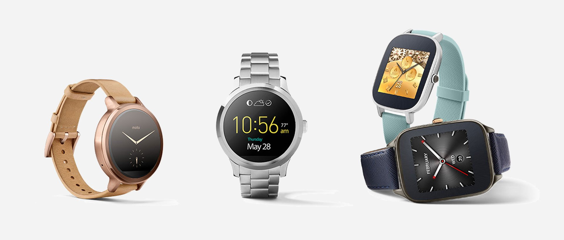 Android Wear Smartwatches Have a 'Me Too' Problem