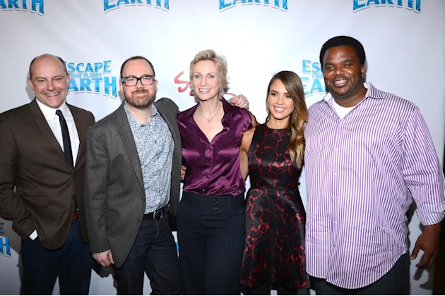 "Premiere Of ""Escape From Planet Earth"""
