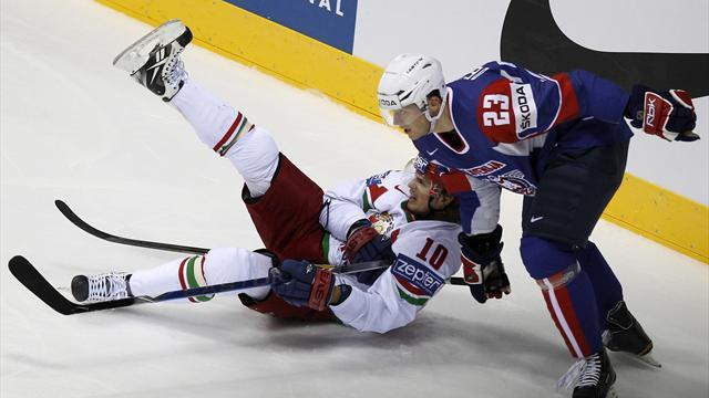 Ice Hockey - Belarus forward Mikhalyov suspended for doping