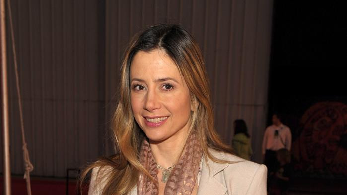Mira Sorvino (Trooper, CBS)
