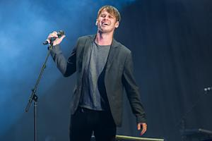 Foster the People Unveil 'Supermodel' Mural in Los Angeles