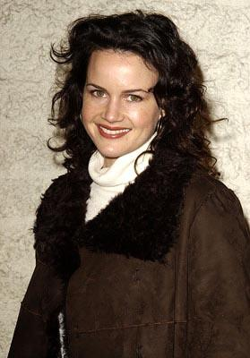 Premiere: Carla Gugino at the LA premiere of Paramount Pictures and Miramax Films' The Hours - 12/18/2002