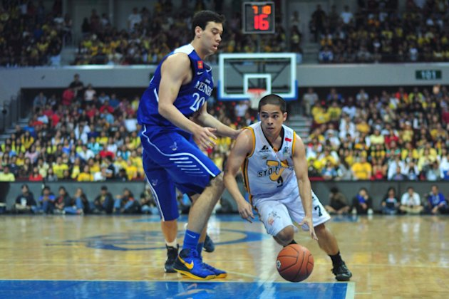 Can Jeric Fortuna lead the Tigers past Greg Slaughter and the Blue Eagles?