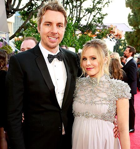 "Dax Shepard on Kristen Bell's ""Gift"" to His Dying Dad: He Felt Her Baby Bump on Death Bed For an Hour"