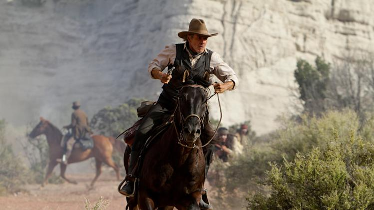 Cowboys and Aliens 2011 Universal Pictures Harrison Ford