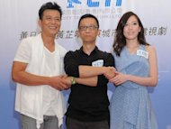 Felix Wong and daughter sign to CTI
