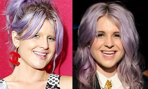 Have You Seen What Kelly Osbourne Has Done To Her Eyebrows?