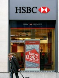 HSBC will slash 30,000 jobs worldwide over the next two years as part of a major cost-cutting drive aimed at refocussing on Asia, the global banking giant has announced as it posted bumper profits