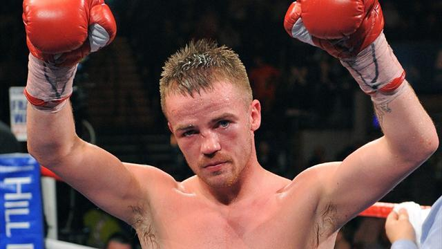 Boxing - Gavin destroys Vassell in Liverpool