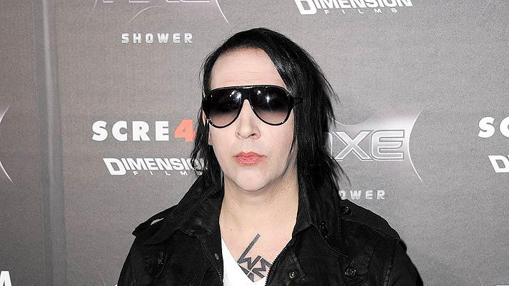 Marilyn Manson Scream Premiere