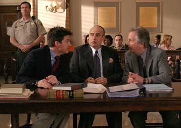 Jason Bateman, Jeffrey Tambor and Henry Winkler Fox's Arrested Development
