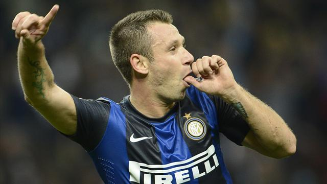 Sampdoria eye Cassano scouting role