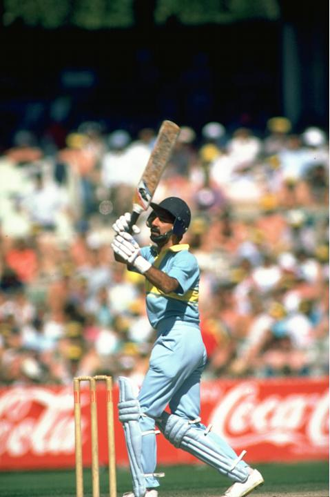 Krishnamachari Srikkanth of India
