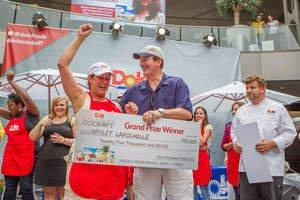 2014 Dole California Cook-Off Recipe Contest Crowns Naylet LaRochelle of Miami the Winner of $25,000