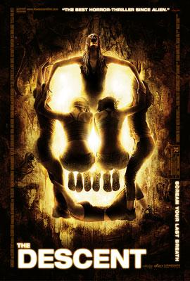 Lionsgate Films' The Descent