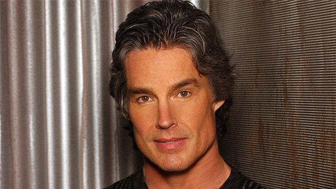 Ronn Mossr stars as Ridge Forrester in The Bold and the Beautiful on CBS.
