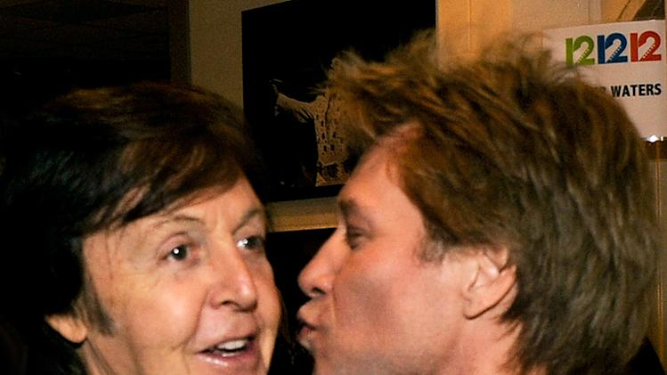 Paul McCartney, Jon Bon Jovi