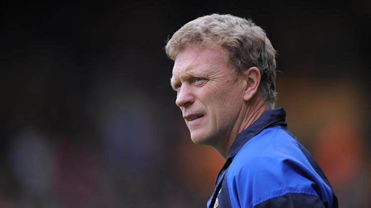 David Moyes does not want any refereeing controversy in the Merseyside derby