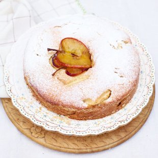 Gennaro's Apple Cake: Recipe