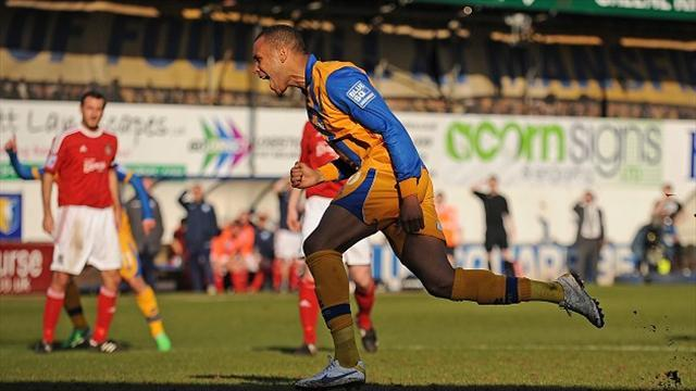 League Two - Cox retains Green hope