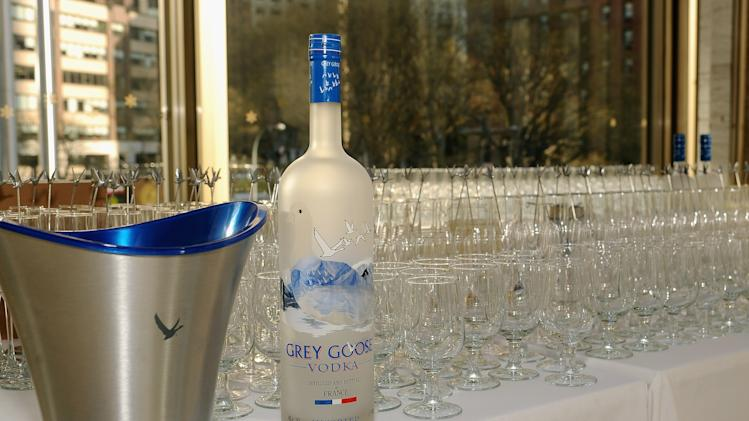 The Grey Goose Cocktail Reception Of The Film Society Of Lincoln Center's 40th Chaplin Award Gala