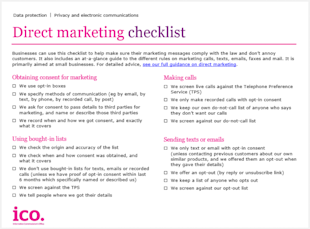 Emailing to the U.K.? Marketing Consent Just Got Specific image UK checklist bigger 700x517