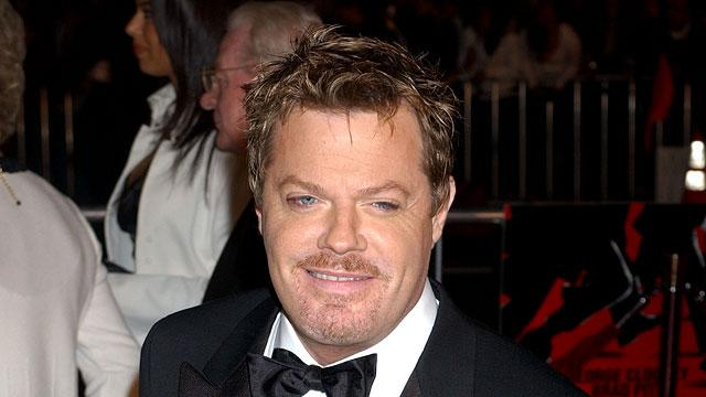 "Eddie Izzard at the ""Ocean's Twelve"" Los Angeles Premiere."
