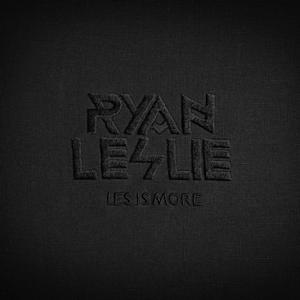 "This CD cover image released by NextSelection Lifestyle Group shows ""Les is More,"" the latest release by Ryan Leslie. (AP Photo/NextSelection Lifestyle Group)"