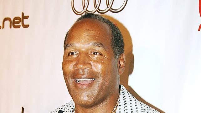 OJ Simpson MTV Movie Awards Prty