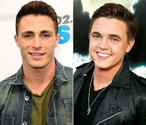 LOL! Colton Haynes Pretends to Be Jesse McCartney in Fan Photo