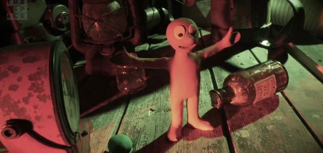 Morph... back on the plasti-scene (Copyright: Aardman)