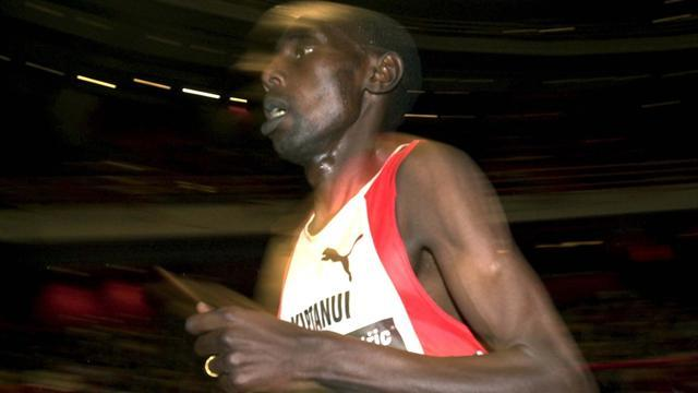 Athletics - Kiptanui says Kenyan athletes are doping
