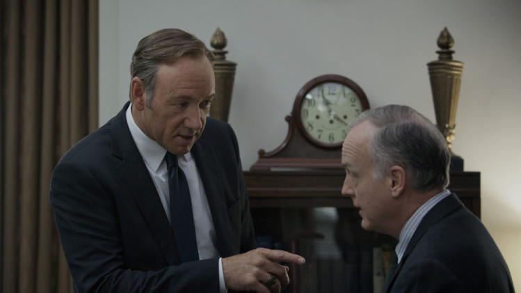 """House of Cards"" -- ""Chapter 1"""