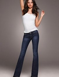 VS Angel Bootcut Jean