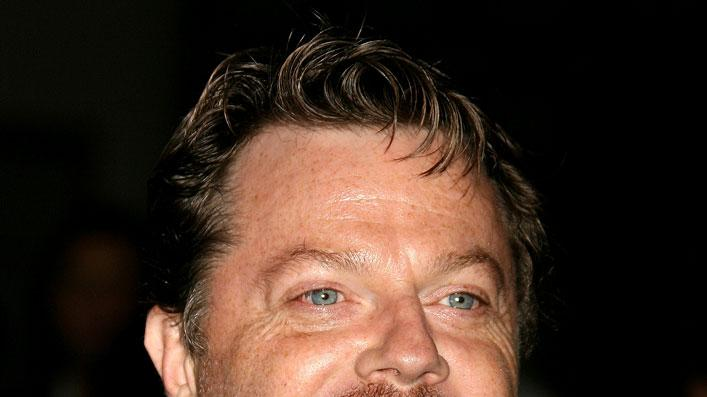 "Eddie Izzard at the Season Four Premiere Screening Of ""Nip/Tuck."""