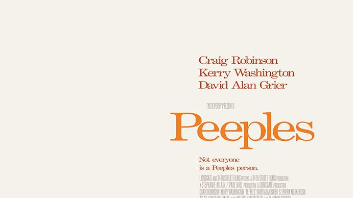 Tyler Perry Presents Peeples Poster ymovies