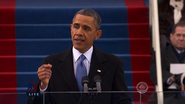 "Obama: ""We will respond to the threat of climate change"""
