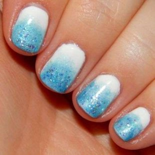 Give your nails a winter makeover.