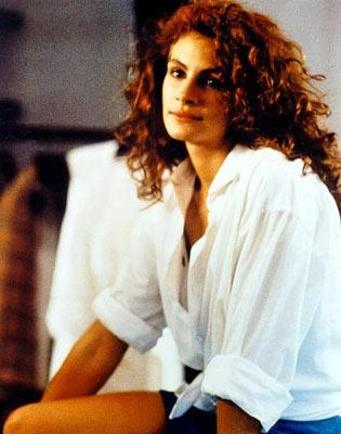 Julia Roberts in Touchstone Pictures' Pretty Woman